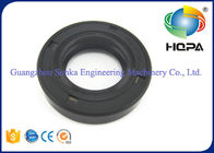 चीन AE1013A NOK TC Oil Seal Flexibility For Excavator Parts , Black Color कंपनी
