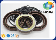 चीन HPV102 HPV118 Pump Seal Kit for Hitachi ZAXIS200-3 Main Pump Black + Brown कंपनी